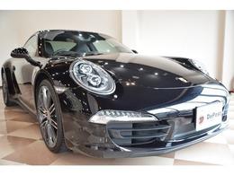 ポルシェ 911 カレラ4 ブラックエディション スポーツクロノ・LEDヘ