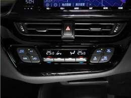 エアコンまわり】しっつかりまとまった感のあるインパネ。各操作スイッチなども使いやすい位置に配置されていますよ