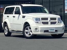 ダッジ ナイトロ SXT ワンオーナー/クルコン/4WD/ETC