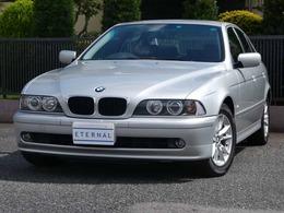 BMW 5シリーズ 525i セレクション 限定車 整備記録12枚全ディラー記録