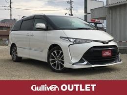 トヨタ エスティマ 2.4 アエラス モデリスタ/ToyotaSafetySenseC/両Pスラ