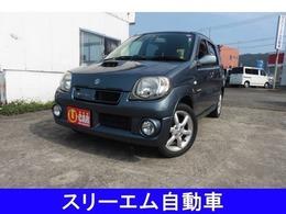 スズキ Kei 660 ワークス ABS・ETC車載器・HDDナビ・RECAROシート