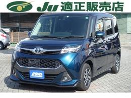 トヨタ タンク 1.0 カスタム G S SDナビ ワンセグTV バックカメラ