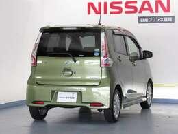 こちらの車両は全国の日産で対応可能な日産ワイド保証が1年付きます。エンジン、トランスミッション、エアコンの不調なども日本全国の日産で対応できます。また、有料で3年間まで延長できますよ。