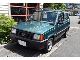 フィアット パンダ 2WD