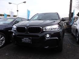 BMW X5 xドライブ 35d Mスポーツ 4WD ブラウンレザー Dアシスト LEDライト