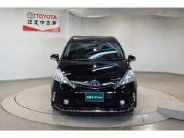 トヨタ独自のまるまるクリーン施工車です。内装スチーム洗浄、外装磨きをかけております。