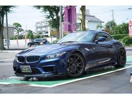 BMW Z4 sドライブ 35i 革シート 社外マフラー 社外サス LED