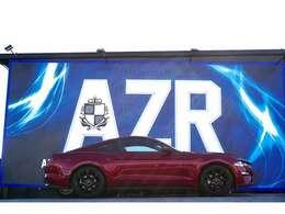 全長:4780mm×全幅:1910mm×全高:1370mmアメ車のわりにはコンパクトサイズですが、走りは非常にパワフルです!!