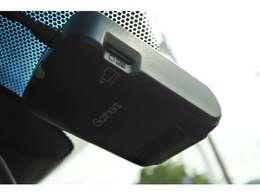 ドライブレコーダー付きなので、万が一の際に映像が残るため、安心です!