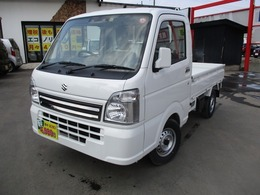 スズキ キャリイ 660 KCスペシャル 3方開 4WD スズキセーフティサポート キーレスキー