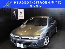 プジョー 406クーペ 2.9 Peugeot&Citroenプロショップ