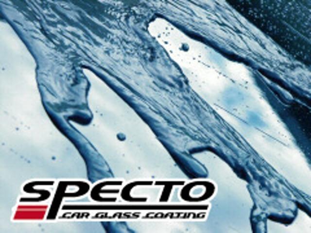 Aプラン画像:艶のあるボディの輝きを・・継続するSPECTOガラスコーティング