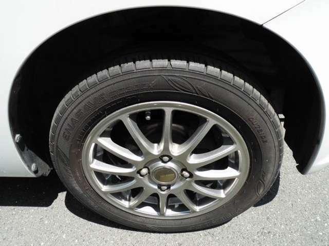 14インチアルミ 新品タイヤ4本サービス中(ヨコハマタイヤ)