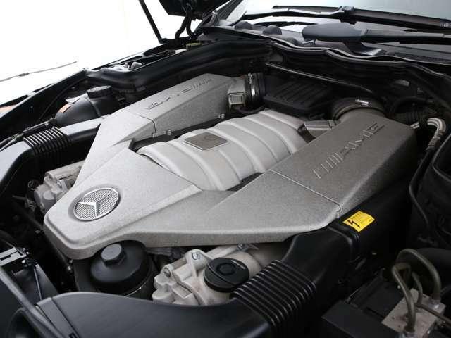 6200ccのガソリンエンジン!最大457ps(カタログ値)を発生します!
