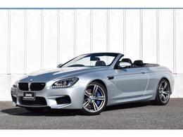 BMW M6 カブリオレ 4.4 認定中古車 HiFiプロ ソフトクローズ 20AW
