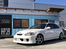 ホンダ シビックタイプR 1.6 X 5速マニュアル・レカロシート・車検3年6月