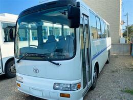 トヨタ コースター LX29人乗バス 29人乗 り