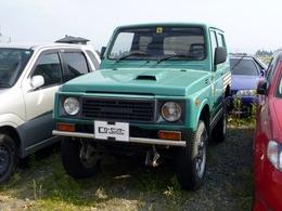 スズキ ジムニー 660cc 4WD ターボ 5F