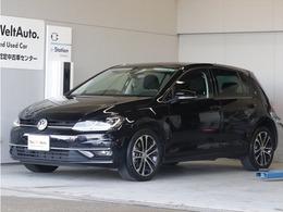 フォルクスワーゲン ゴルフ TSI コンフォートライン マイスター 1オーナー 現行型 新車保証継承