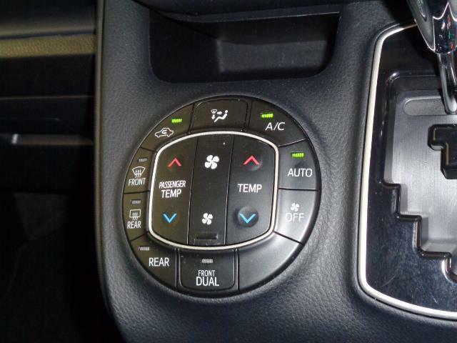 オートエアコンつきです。設定した温度を保ってくれます。これが有ると、空調管理がラクです。