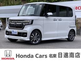ホンダ N-BOX カスタム 660 L 新型 届出済未使用車 オーディオレス