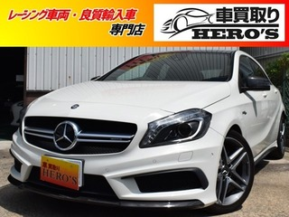 Aクラス A45 4マチック 4WD