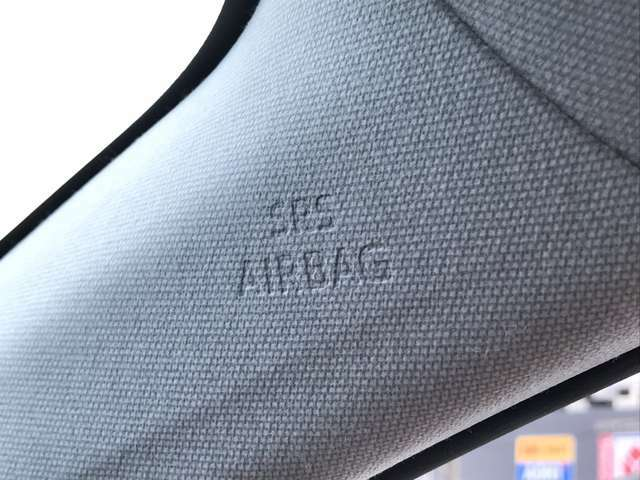 「カーテンエアバッグ」 ピラートリム内にもエアバッグを内蔵しているので、万が一の際にも安心です♪