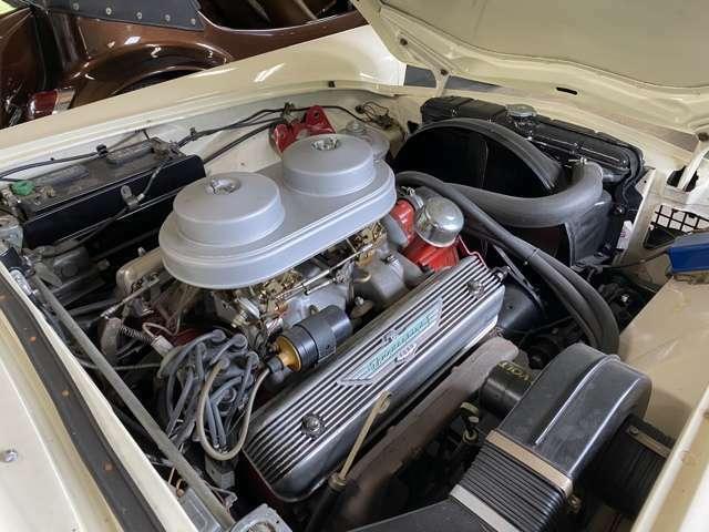 純正オプション・ツインキャブ・270 hp
