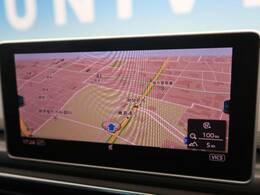 ●MMIナビ:マルチメディアインターフェースを使用してナビやオーディオの操作を行います!お車やナビの設定、ジュークボックスやTVの切り替えなどすべての操作がお手元で可能です!