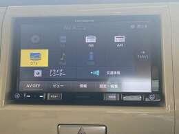 carrozzeriaナビ(型式:AVIC-RZ300)・FM/AM/CD/DVD/SD