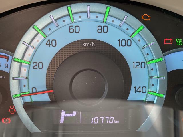 スピードメーターの写真です!