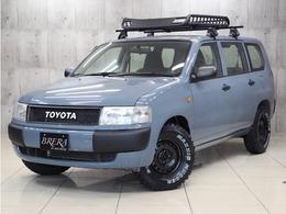 トヨタ プロボックスバン 1.3 DX BRERAオリジナルカスタム リフトアップ