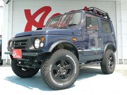 スズキ ジムニー 660 ワイルドウインド 4WD リフトアップ ルーフキャリア 社外パーツ