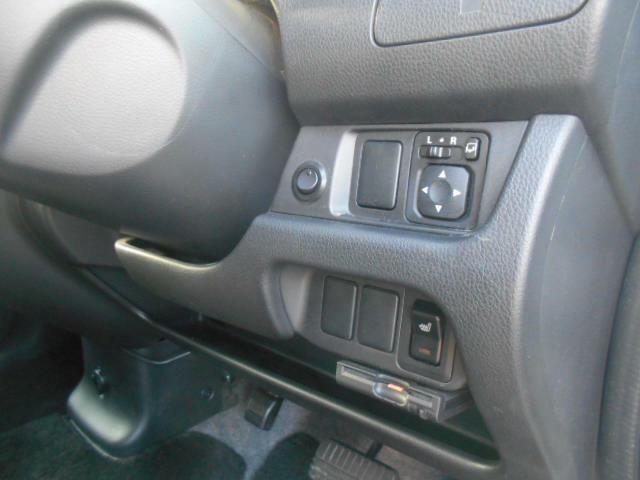 運転席操作部の画像です!!