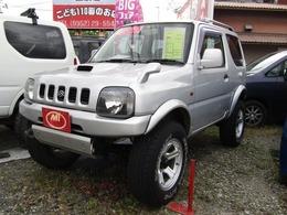 スズキ ジムニー 660 XC 4WD リフトアップ ターボ