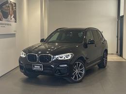 BMW X3 xドライブ20d Mスポーツ ディーゼルターボ 4WD 20AW黒レザー下取1オーナ木目調パネル禁煙