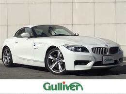 BMW Z4 sドライブ 35i Mスポーツパッケージ 306馬力直6ツインターボ/1オナ/黒革
