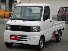 三菱 ミニキャブトラック の中古車 660 Vタイプ エアコン付 4WD 山形県鶴岡市 16.8万円