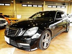AMG Eクラスワゴン の中古車 E63 和歌山県和歌山市 298.0万円