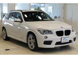 BMW X1 xドライブ 20i Mスポーツ 4WD SR純正ナビBカメラ黒革純正18AWETC