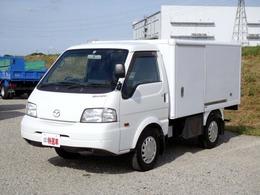 マツダ ボンゴトラック 冷蔵冷凍車 中温ー7℃ ロングボディ 普通免許 オートマ限定免許対応車