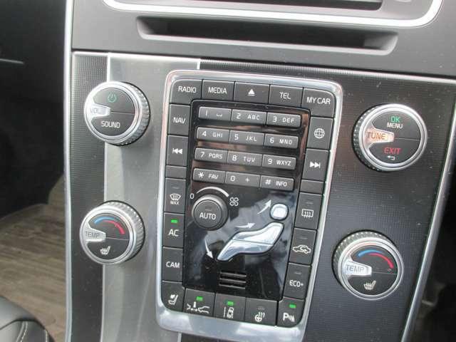 Bluetooth、iPod、AUX、USBなど外部入力も対応してます。