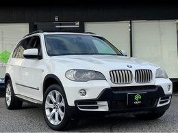 BMW X5 4.8i 4WD 本革サンルーフ外TV
