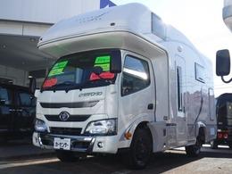 トヨタ カムロード ナッツ クレソンボヤージュ typeX 新車未登録 高効率充電 1500wインバーター