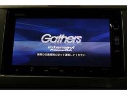ギャザズナビ VXM-165VFi フルセグTV付き Bluetooth DVD再生できます