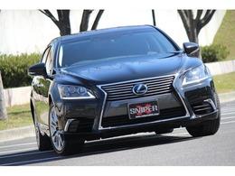 レクサス LSハイブリッド 600hL エグゼクティブパッケージ 4WD