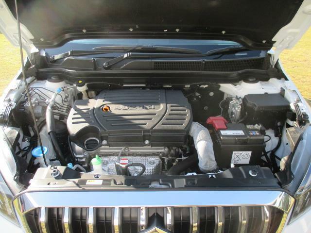 パワーと燃費性を両立した1.6LDOHC VVTエンジン