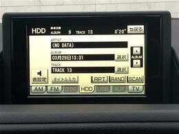 ☆純正HDDナビ(AM/FM/CD/DVD/AUX/フルセグTV)☆バックカメラ☆クルーズコントロール☆パドルシフト☆シートヒーター☆コーナーセンサー☆デュアルエアコン☆純正16インチAW☆スマートキーX2☆カードキーX1