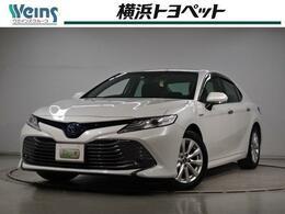 トヨタ カムリ 2.5 G ・当社元試乗車・純正ナビ・ドラレコ